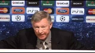Fergie attacks journalists over Rooney saga thumbnail