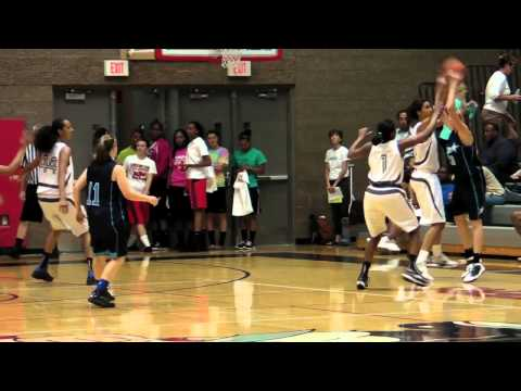 Jordan Reynolds basketball highlights from the End of the Trail Tournament