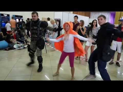 Fan Expo Odessa 2016 Day1 (Just Dance)