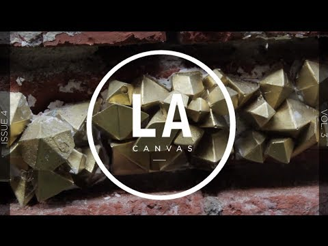 Geodes and Street Art with Paige Smith | LA CANVAS TV