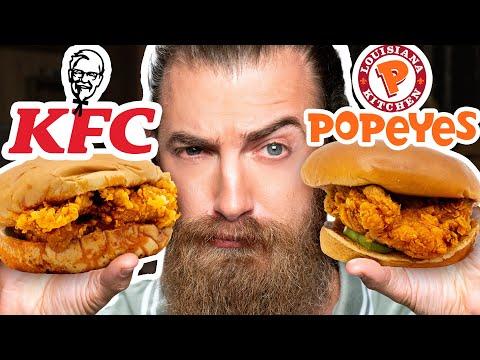 KFC vs. Popeyes