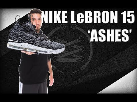 Nike LeBron 15 'Ashes'
