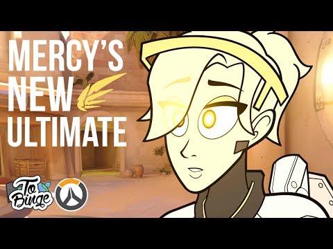 Mercy's New Ultimate: An Overwatch Cartoon