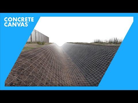 Instalacao de Revestimento de Canais (Português)