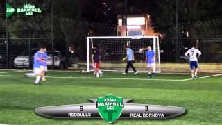 Redbulls   Real Bornova iddaa Rakipbul İzmir Ligi 2014 Açılış