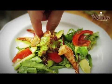 Салат с креветками более 100 рецептов с фото рецепты с