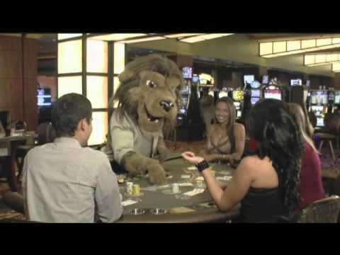 Bailey deals Blackjack at San Manuel Casino