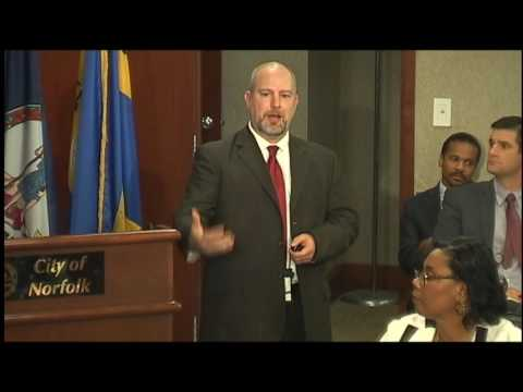 Work 10-25-16 Session - Norfolk City Council