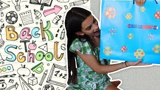 Πήραμε σχολικά για την  Έλενα | Marinelli