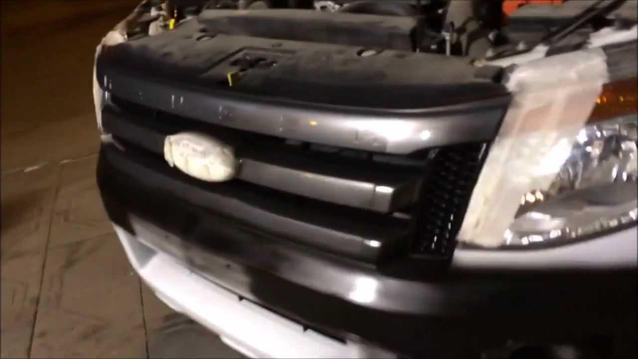 Ford Ranger Plasti Dip Uygulaması Youtube
