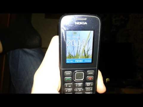 nokia c1-02 проблема после замены экрана