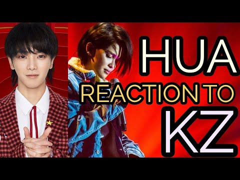HUA AND OTHER CHINESE REACTS TO KZ TANDINGAN ! Watch till the end 🔴