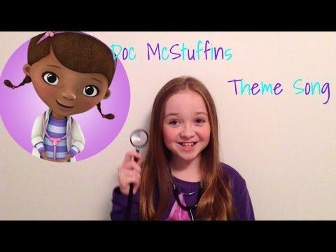 """""""Doc McStuffins Theme Song"""""""