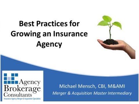 Best Practices For Growing An Insurance Agency