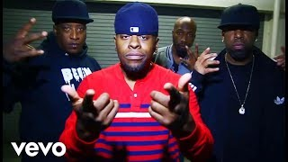 The Outlawz - Born Sinners ft. Scarface
