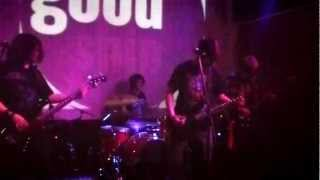 Grievances Aside - Martyr (Live @ The Good Ship, 07/08/12)
