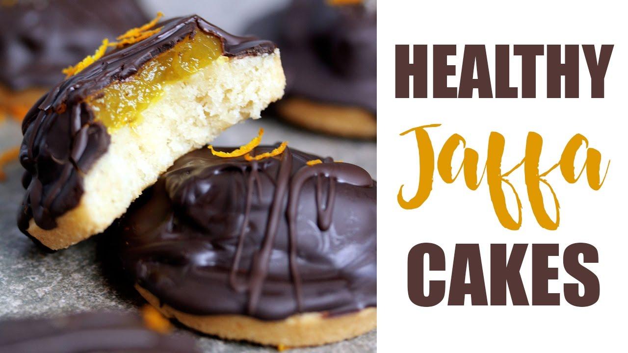 Nadia S Healthy Kitchen Jaffa Cakes