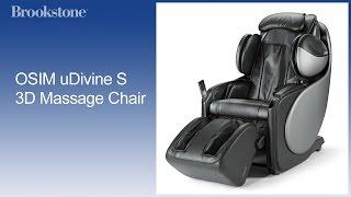 OSIM uDivine S 3D Massage Chair