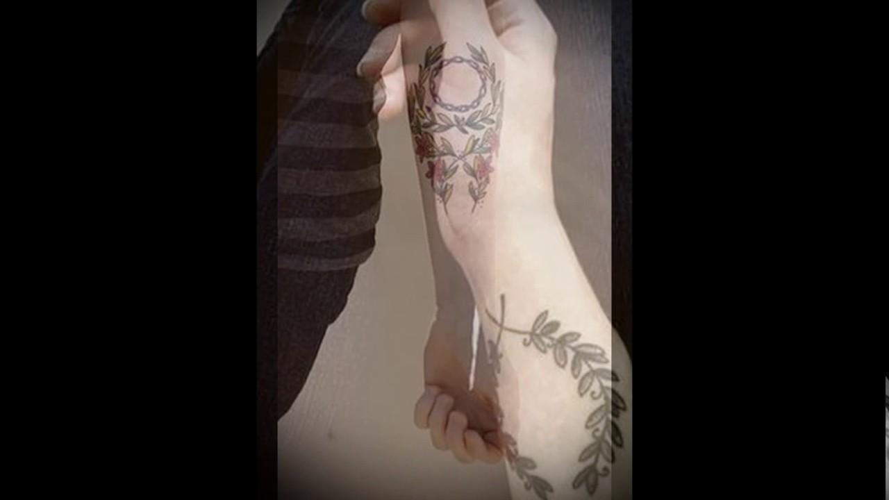 значение тату венок крутые татуировки на фото Tattoo Wreath