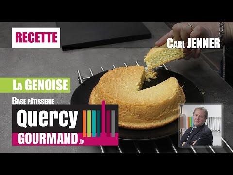 Recette : La GENOISE – quercygourmand.tv