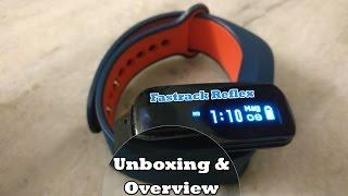 Fastrack Reflex Fitness Band | Unboxing & Setup | ✔✔