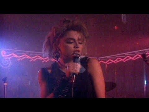 Madonna - Crazy For You (Official Music Video)