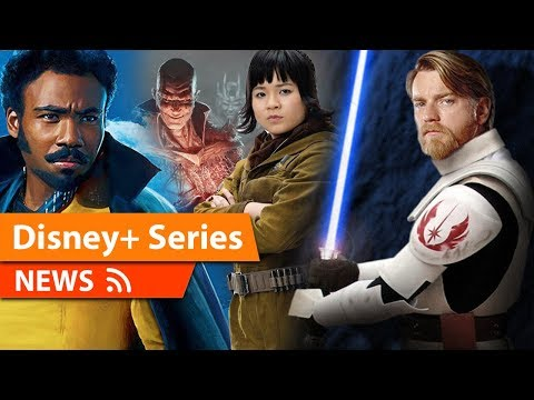 Multiple Star Wars TV Series In Development for Disney+