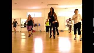 Zumba/Dance Fitness- Work It (Reggae Party)