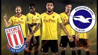 Top 10 Worst Premier League Home Kits (17/18)
