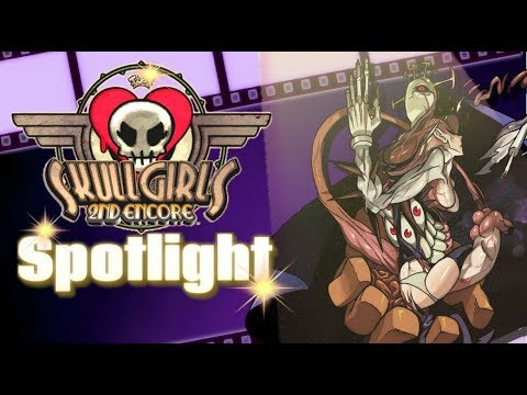 Skullgirls 2nd Encore Spotlight: Double