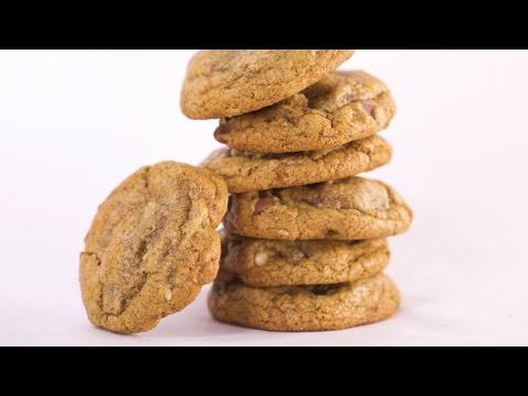 Christopher Kimball's Rye Chocolate Chip Cookies