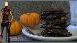 Pumpkin Protein Pancakes Recipe Thumbnail