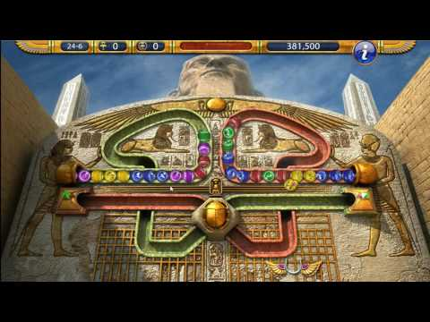 Luxor 2 HD Two Lands United Survival (Level 12)