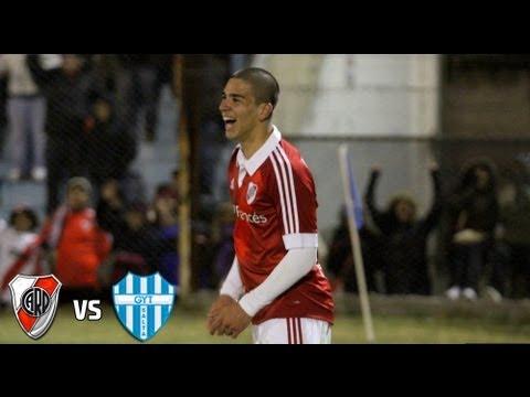 Gimnasia y Tiro 0 - River 3 | Amistoso de Invierno 2013 | Goles