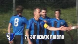 Inter Club d'Escaldes 13-3 Rest. Camping Valira Ranger's FC