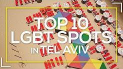 7 must-visit LGBT destinations in Tel Aviv