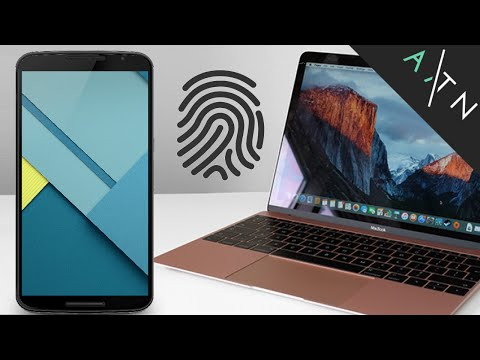 Unlock Your Macbook With Your Fingerprint! | Droid ID | Best Android Apps 2016