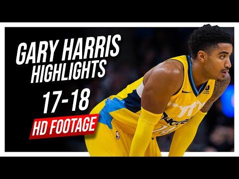 Nuggets SG Gary Harris 2017-2018 Season Highlights ᴴᴰ