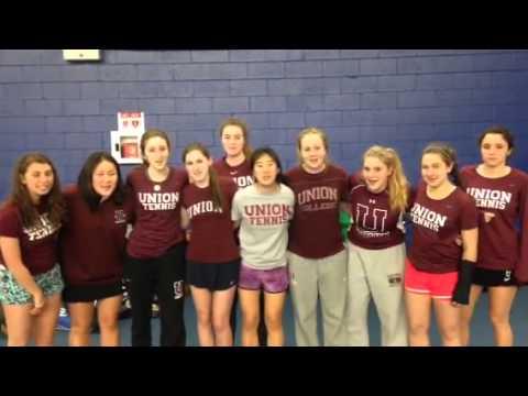 Union College Women's Tennis - 2016 Dutchmen Dip