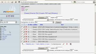 33. Создаем статистику по сайту. Создание статистики по сайту. PHP. Уроки. Обучение