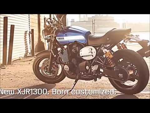 """2015 Yamaha XJR1300 on 17"""" 1,251 cc 16v 98 hp 100 Nm"""