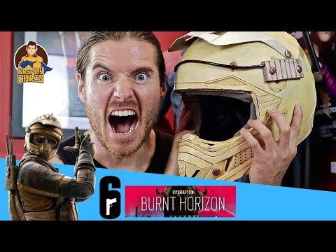 Cosplay Announcement: Mozzie From Rainbow Six: Siege- Operation Burnt Horizon!