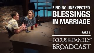 Finding Unexpected Blessings in Marriage - Laura Story and Martin Elvington (Part 1)
