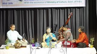 Smt Saniya Patankar - Raag Nand