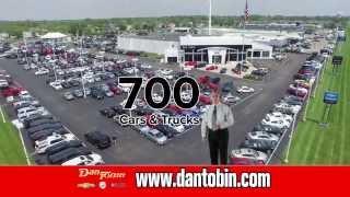 Dan Tobin Chevrolet Buick GMC   700 Cars & Trucks at One Location
