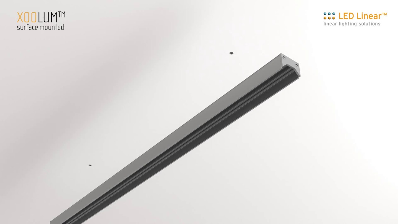 LED Linear XOOLUM - Installation Instruction - version ...