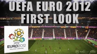 UEFA Euro 2012 for FIFA 12 Preview