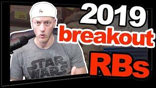 2019 Fantasy Football Breakouts: Aaron Jones, Dalvin Cook, Nick Chubb, Kerryon Johnson, Oh My!