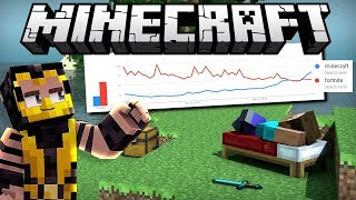 🔴 MINECRAFT BEDWARS (Minecraft passes out Fortnite!)