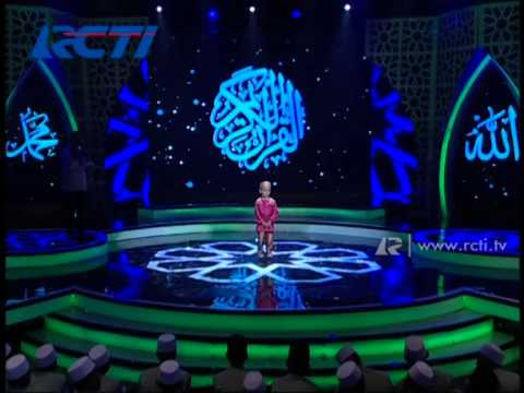 Musa Segmen Membaca Surat Pilihan Diluar Juz 30 & Ilmu Tadjwidnya - Hafiz Indonesia 2014